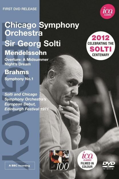 Sir Georg Solti / Chicago Symphony Orchestra
