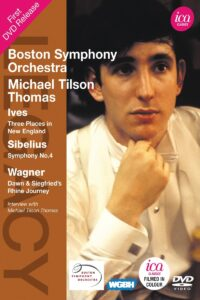 Boston Symphony Orchestra / Michael Tilson Thomas
