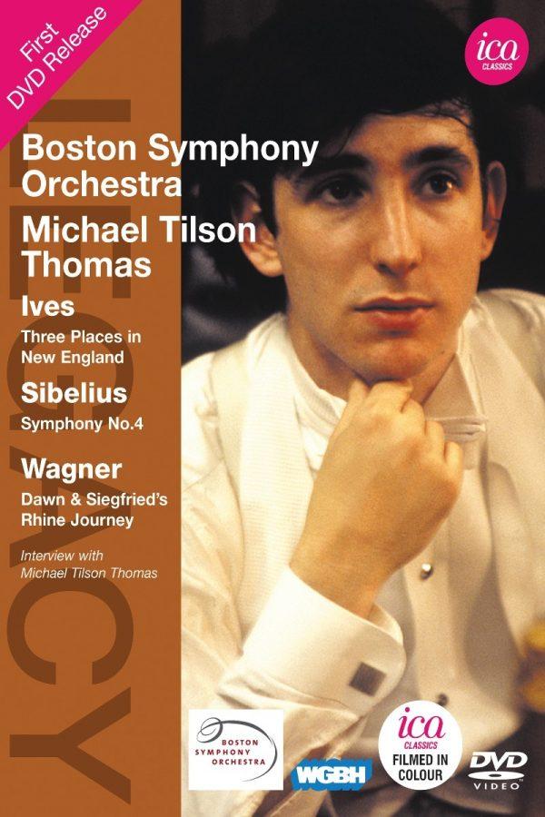 Boston Symphony Orchestra / Michael Tilson Thomas