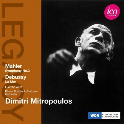 Dimitri Mitropoulos (2 CDs)
