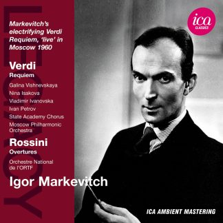 Igor Markevitch (2 CDs)