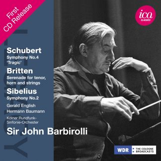 Sir John Barbirolli (2 CDs)