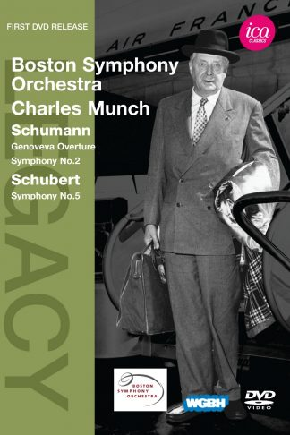 Charles Munch / Boston Symphony Orchestra