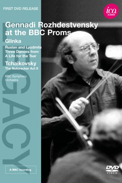 Gennadi Rozhdestvensky at the BBC Proms