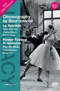 Choreography by Bournonville