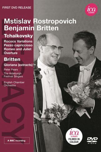 Mstislav Rostropovich / Benjamin Britten