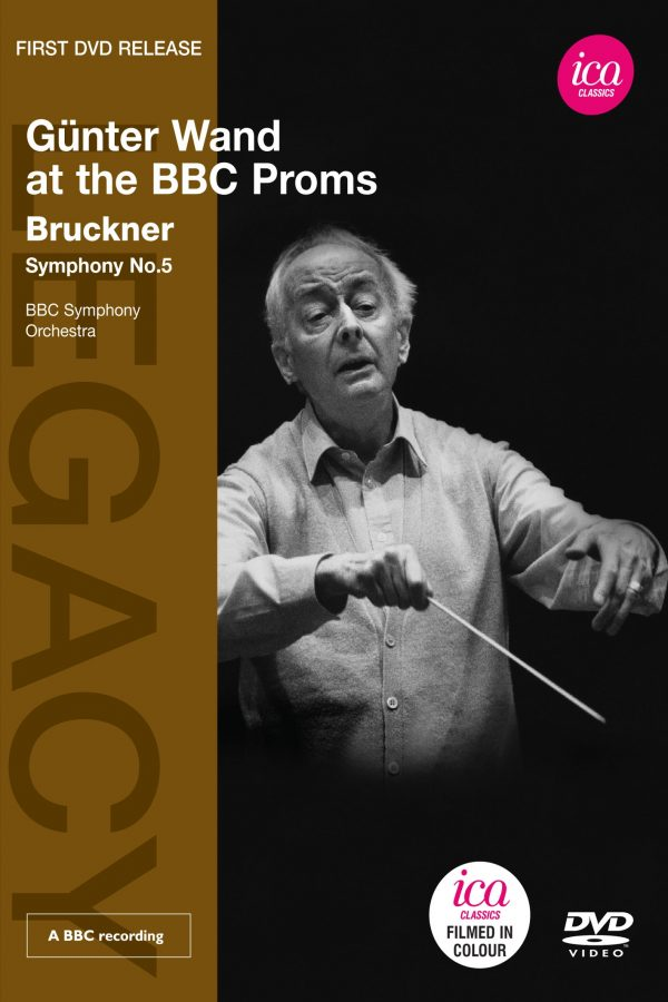 Günter Wand at the BBC Proms