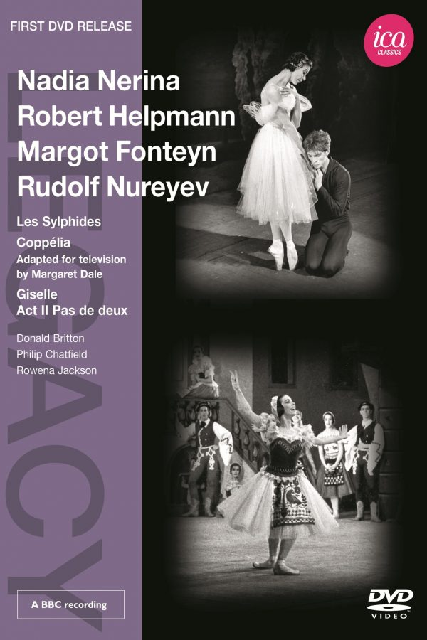 Nadia Nerina / Robert Helpmann / Margot Fonteyn / Rudolf Nureyev