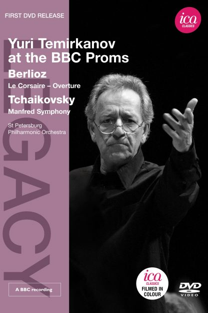 Yuri Temirkanov at the BBC Proms
