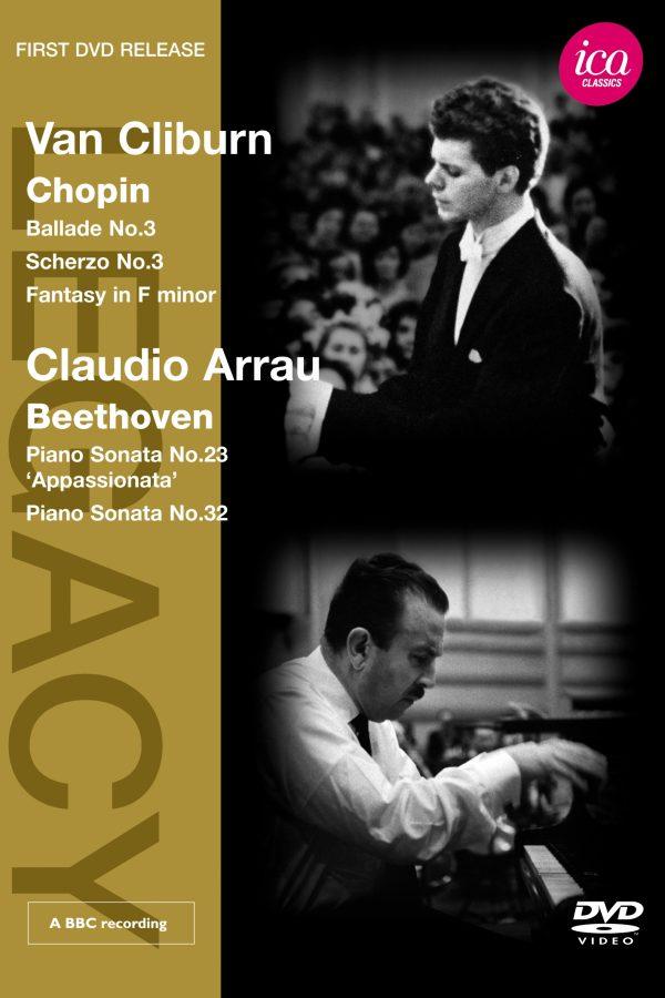 Claudio Arrau / Van Cliburn