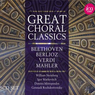 Great Choral Classics (5 CDs)