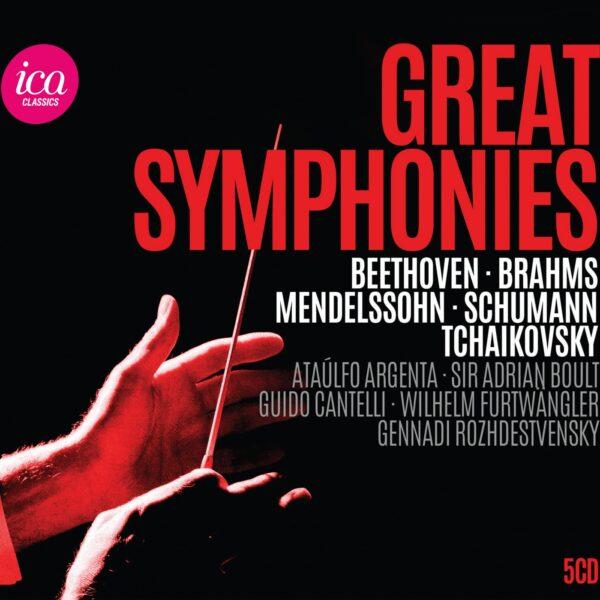 Great Symphonies (5 CDs)