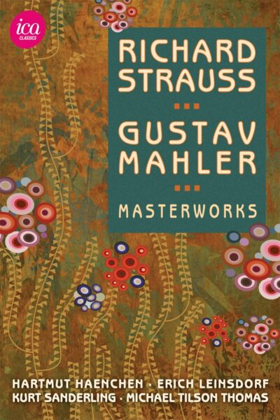 Masterworks: Strauss and Mahler (5 DVDs)