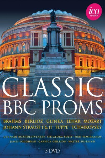 Classic BBC Proms (5 DVDs)