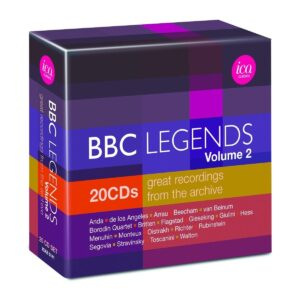BBC Legends Volume 2 (20 CDs)
